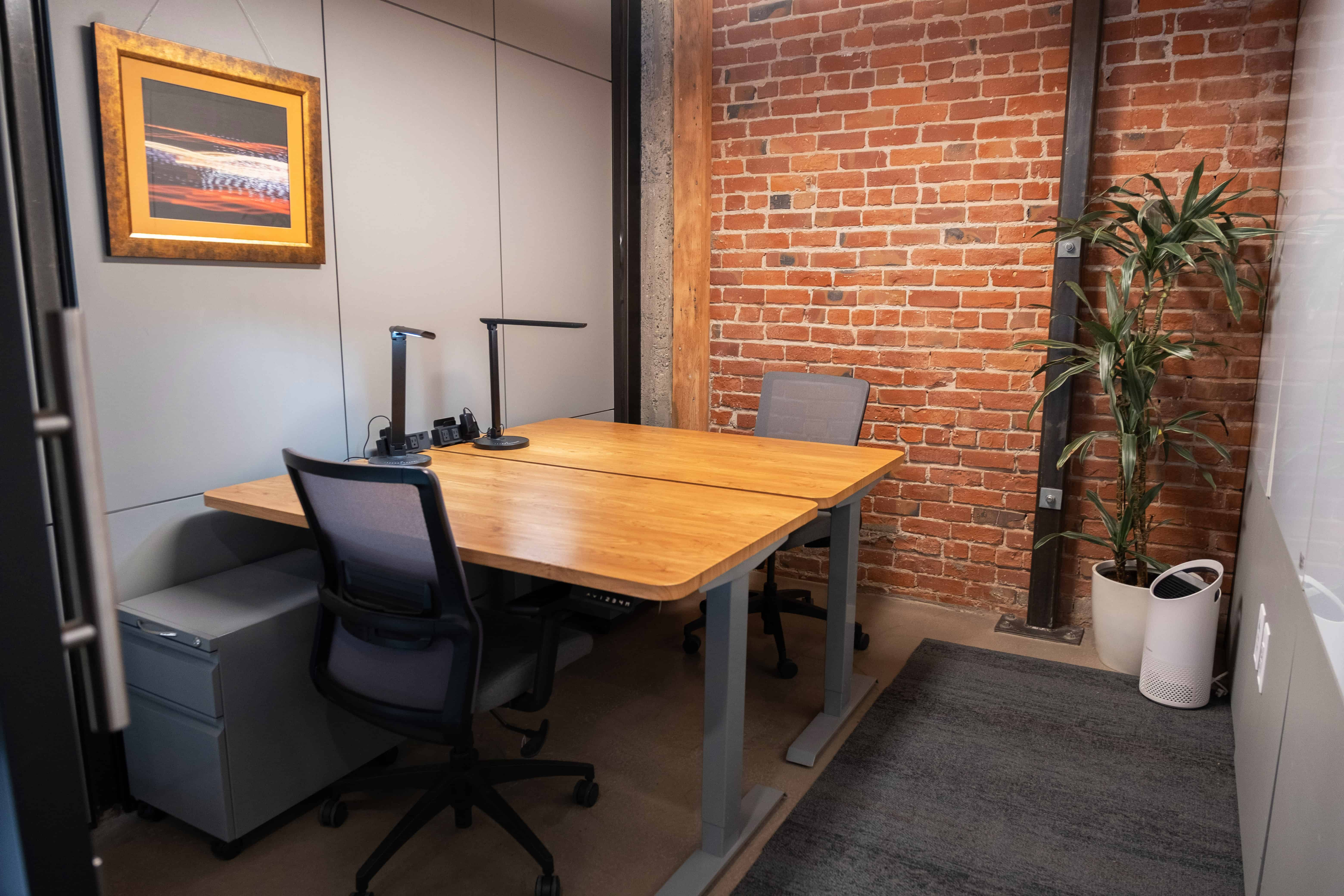 Flexible workspace plans and pricing: Private workspaces