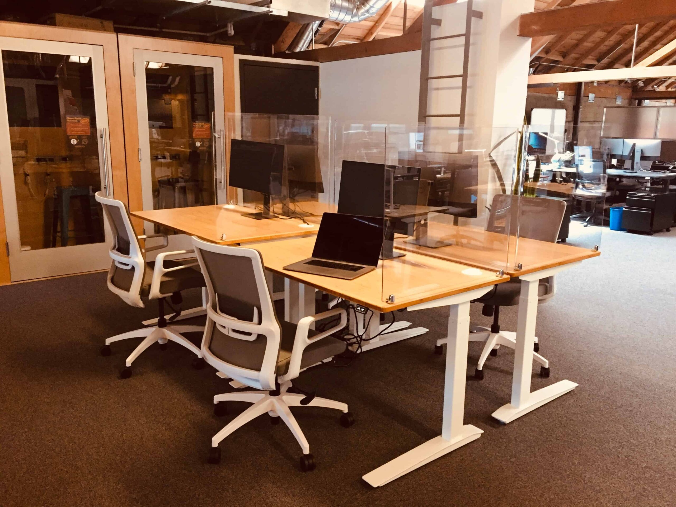 Private workstations