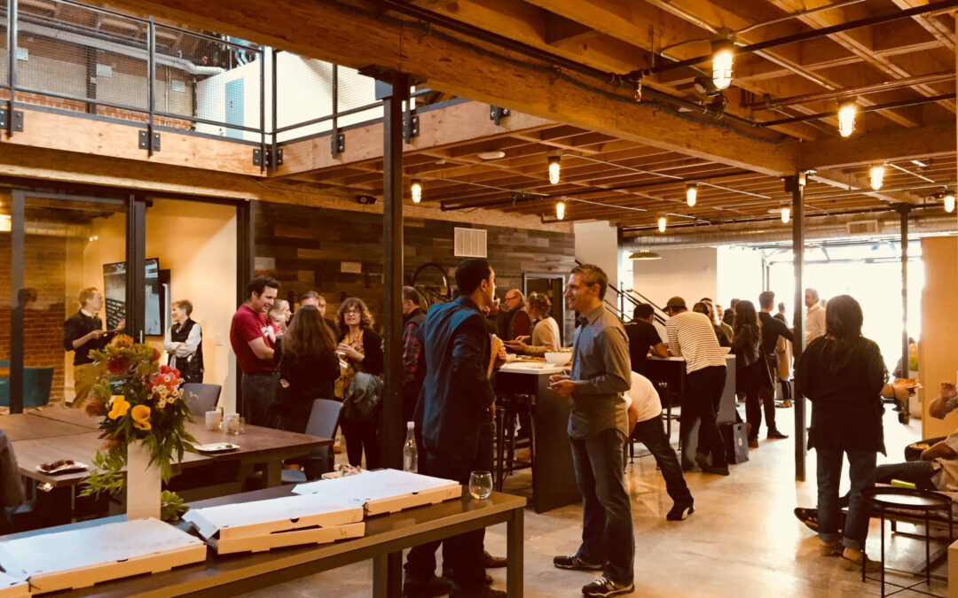 Host Your 2021 Event at Temescal Works